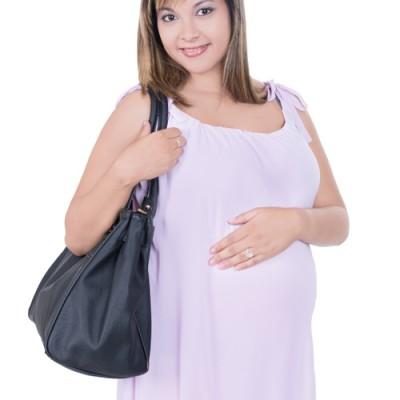 Double layer Chiffon Maternity Summer Dress