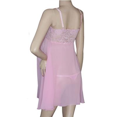 maternity-negligee-pink-back
