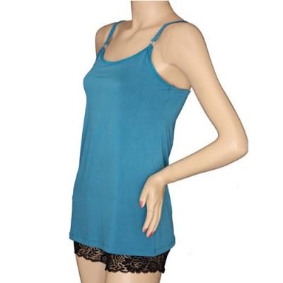 Nursing camisole Teal